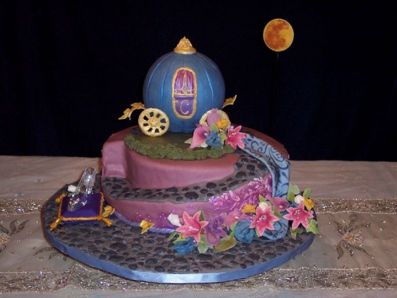 Cakes Cheryl World