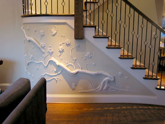 drywall art cheryl world